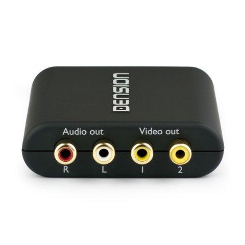 Автомобильный видеоадаптер для iPod Dension IVA Превью 1