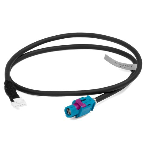 Адаптер подключения камеры заднего вида для Audi MMI 3G+, Volkswagen Touareg Превью 4