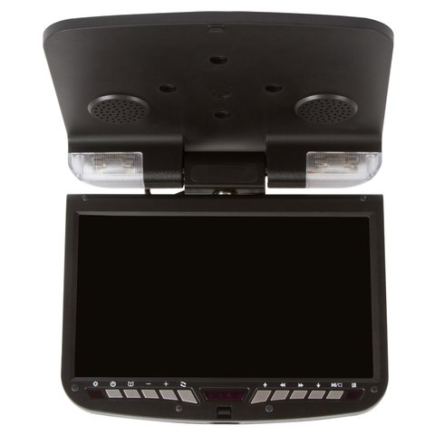 "9"" Flip-Down Monitor with DVD Player Preview 1"