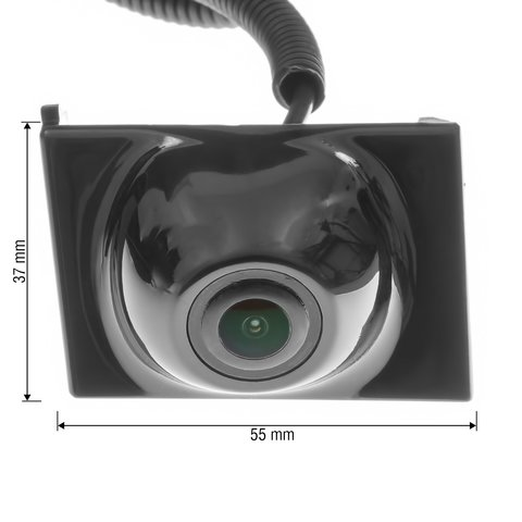 Front View Camera for Mercedes-Benz E Class of 2016-2017 MY Preview 7