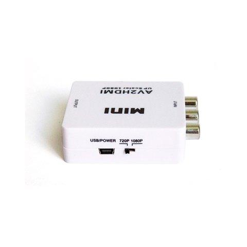 CVBS to HDMI Video Signal Converter Preview 1