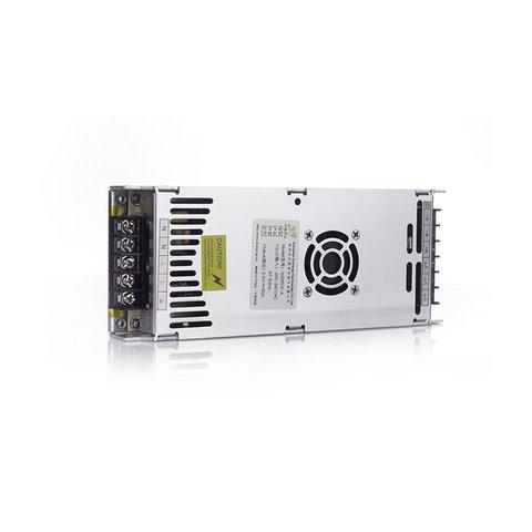 Блок живлення для світлодіодних стрічок 12 В, 25 A (300 Вт), 200-240 В Прев'ю 1