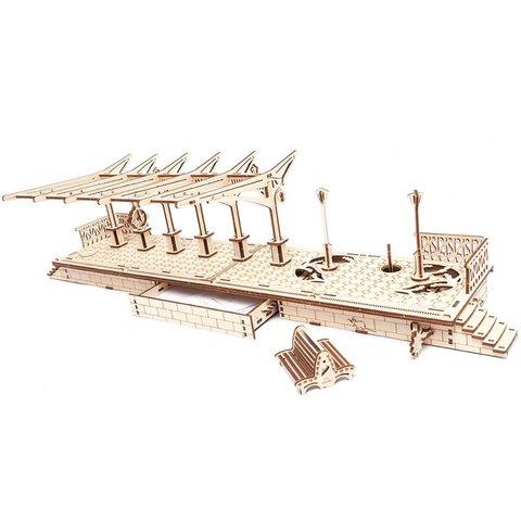 Механический 3D-пазл UGEARS Перрон
