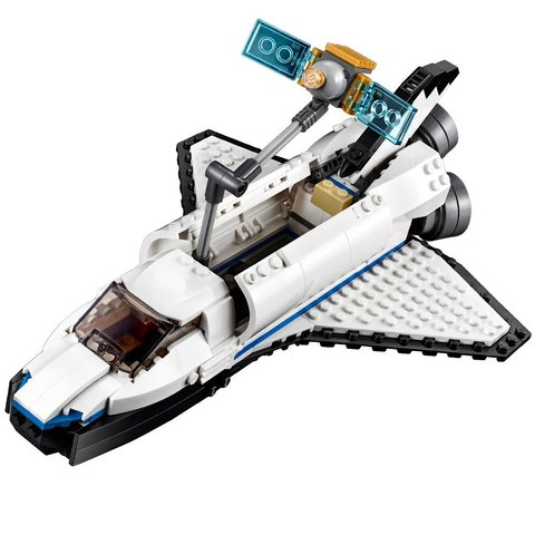 Конструктор LEGO Creator Космический исследовательский шаттл 31066 Превью 3