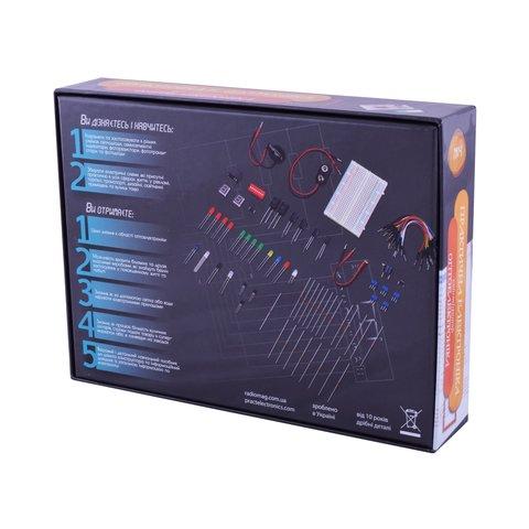 Конструктор Практична електроніка №4 Оптоелектроніка - /*Photo|product*/