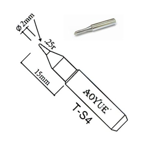 Soldering Iron Tip AOYUE T-S4 Preview 1