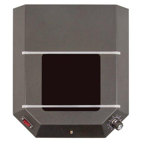 Big Infrared Preheater Tornado (120x120 mm) Preview 3