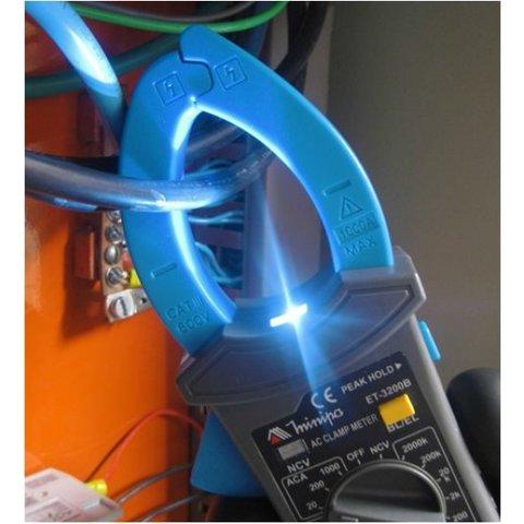 Digital Clamp Meter Minipa ET-3200B - Preview 2